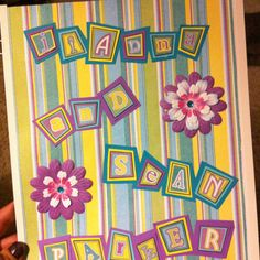 Scrap booking! <3 made this for daddy and daughter! next is daddy and son then a family album! <3