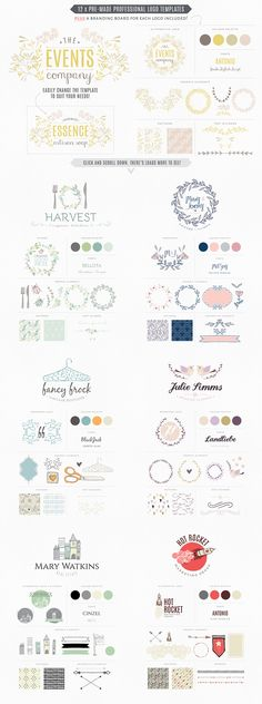 Essential Branding & Identity kit - Illustrations - 2