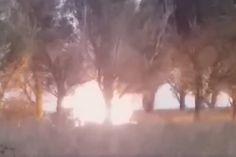 «Айдаровцы» подорвали сепарскую контрабанду, - видео