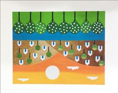 Galeria Arte Quadros \ Obras \ CARMEN GARREZ - SERIE SOL I