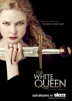 The White Queen - newest series obsession (and not just because Max Irons is in it)