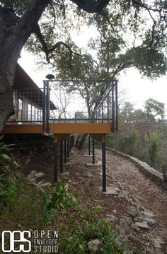 Bomar Residence modern deck
