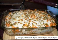 Hungarian Cuisine, Hungarian Recipes, Lasagna, Entrees, Macaroni And Cheese, Ethnic Recipes, Food, Starters, Apps
