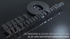 """In der Tutorialreihe """"NUKEX 9 VFX Production Workflow"""" zeigt 3D- & VFX-Trainer Helge Maus / pixeltrain einen Workflow für die Erstellung eines kompletten VFX-Shots. Vom Tracking in NUKEX 9 bis zur Erstellung von Szenen-Rekonstruktion und Pointclouds, über die 3D-Arbeit in CINEMA 4D R16 bis hin zum finalen Compositing in NUKEX 9 wird die Arbeit als Workshop Schritt für Schritt erklärt.   In diesem Tutorial wird die Arbeit mit dem Camera-Tracker in NUKEX 9 und der Lens-Distortion-Node ... Lens Distortion, Trainer, Cinema 4d, Workshop, Mesh, 3d, Author, Scene, Camera"""