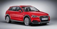 #Audi #A3 #Allroad Quattro #Rm Design. Дизайнеры попытались предсказать внешность Audi A3 Allroad Quattro http://uincar.ru/news/novelties/20462-dizaynery-predskazali-vneshnost-audi-a3-allroad-quattro.html