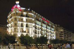 Hotel Londres y de Inglaterra--San Sebastian (Donostia), Spain