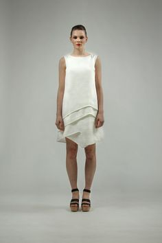 Taylor 'Incision' Collection, Summer 13/14   www.taylorboutique.co.nz Taylor - Contour Dress