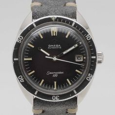 Omega Seamaster 120 (Ref. 166.027)