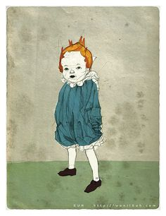An odd little fellow by Wonil Suh Illustration Art, Illustrations, Occult, Wander, 2d, Artist, Fictional Characters, Artists, Illustration