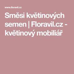 Směsi květinových semen | Floravil.cz - květinový mobiliář