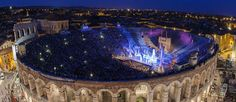 Top Summer Events and Festivals in Italy 2016 Opera Show, Romeo Und Julia, Italy Magazine, Summer Events, Beautiful Hotels, Summer Tops, Italy Travel, Bellisima, Culture