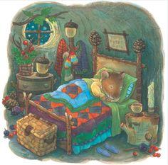"""""""Gingerbread Mouse"""" by Katy Bratun (http://www.amazon.com/Gingerbread-Mouse-Katy-Bratun/dp/0060090820/ref=pd_sim_b_52)"""