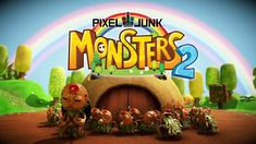 PixelJunk Monsters 2 - May 25th / PC, PS4, Xbox One, Switch