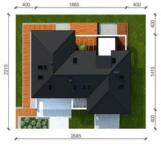 Sytuacja CPT KONCEPT 13 CE Architecture, Arquitetura, Architecture Design