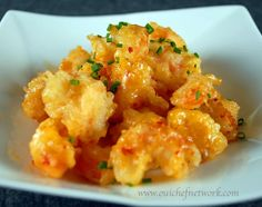 Been to NOBU? Had their rock shrimp? If so then clearly you are as excited as I am to make this at home.