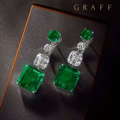 Graff diamonds. I wanna give these to my daughter, Koda' for her May birthday!!