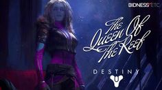 Bungie Breaks News About the Queen of the Reef