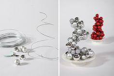 Tara Dennis - Christmas Craft - Bauble centre piece