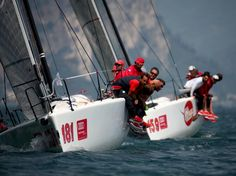 #regate #yachtracing #yachtracingphotography #vela #regate #sailing #sail #regata #regatta #race #audimelges32 #rivadelgarda #spot #BrankoBrcin #GiangiacomoSerenadiLapigio #AlessandroFranci