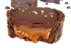Raw Chocolate Caramel Recipe - Simple Dessert Recipes