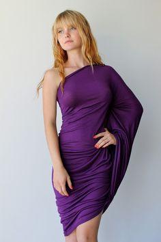 Medium hipKNOTies transforms to an amazing dress!