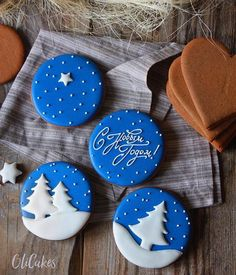 Cookies christmas ideas royal icing ideas - Holiday wreaths christmas,Holiday crafts for kids to make,Holiday cookies christmas, Christmas Sugar Cookies, Christmas Cupcakes, Christmas Sweets, Christmas Goodies, Holiday Cookies, Christmas Baking, Gingerbread Cookies, Christmas Ideas, Royal Christmas