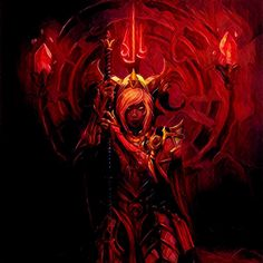 Hellish Yrel #worldofwarcraft #blizzard #Hearthstone #wow #Warcraft #BlizzardCS #gaming
