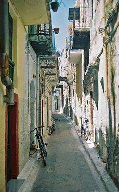 Chios   Pyrgi, Chios (Πυργί, Χίος) by elkost, via Flickr