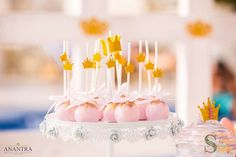 A Princess Party | CatchMyParty.com