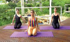 Faça em casa a aula de ballet fitness e fique com o corpo durinho - Ginástica Funcional - Fitness - MdeMulher - Editora Abril