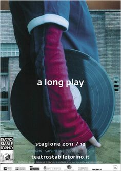A long #play | #Teatro Stabile di #Torino  #culture #art #theatre #Turin #Italy #record