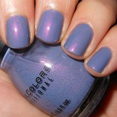 I'm going to keep on with the shimmer theme because I have another great oldie shimmer to share with you today. This one is from a Sinful Co. Nail Polish Dupes, Shellac Manicure, Uv Gel Nails, Diy Nails, Nail Polishes, Gel Polish, Essie Colors, Nail Colors, Sinful Colors