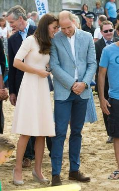 .Kate and William
