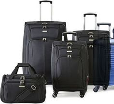 All Samsonite Luggage from JCPenney $47.99 (91% Off) -
