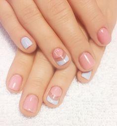 - Shellac Gel Manicure w/Nailart $45