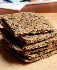 Black sesame seed bread