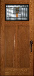 An enduring American tradition finds a new expression in our Craftsman Collection. Inspired by the timeless appeal of fine craftsman architecture and furniture, these doors capture the essence of quality and beauty.