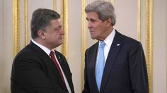 NEWS AT TOP: U.S. And NATO Seek New Ways To Help Secure Ukraine...