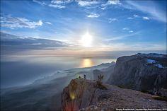 Крым. Конец зимы на Ай-Петри