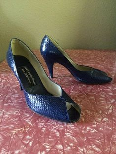 Vintage Shoes Ladies 80's Stuart Weitzman for by Freshandswanky