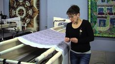#1-How to prepare your quilt top, batting and backing for longarm quilting, Whether you are planning to send your quilt out to a longarm quilter, finish it your...
