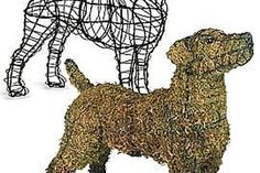 Many people think that making an animal topiary is a really difficult and time…