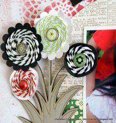 twine flowers