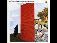 http://youtu.be/de0YxqYXbRQ - The first Apple LP was George Harrison's 'Wonderwall Music'