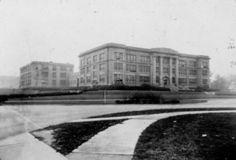 Lakewood High School, 1918 Lakewood Ohio, Cleveland Ohio, Old Buildings, Buckeyes, Nostalgia, High School, Childhood, United States, Memories