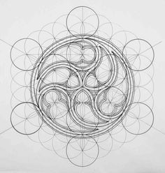 Gallery of This Architect Fuses Art and Science by Hand Illustrating the Golden Ratio – 7 Image 7 of 20 from gallery of This Architect Fuses Art and Science by Hand Illustrating the Golden Ratio. Courtesy of Rafael Araujo