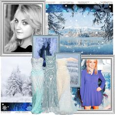 """""""Evanna Lynch as Periwinkle"""" by wicked-elsa on Polyvore"""