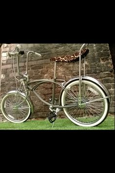 Low rider bicycle !!
