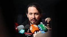 """Iglesias: """"Me siento enormemente apoyado para seguir como secretario general"""""""
