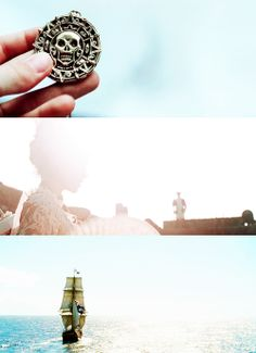 Not all treasure is silver and gold, mate. #potc
